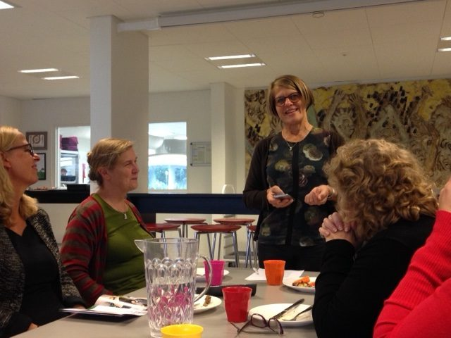 Skoleleder, Birgit Villebro